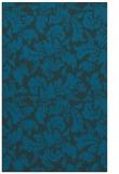 rug #959153 |  blue rug