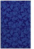 rug #959189 |  blue-violet natural rug