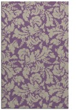 rug #959269    purple natural rug