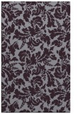 rug #959329 |  purple natural rug