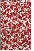 rug #959341 |  red rug