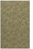rug #959417 |  light-green natural rug