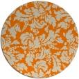 rug #959445   round beige natural rug
