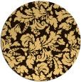 rug #959759 | round natural rug