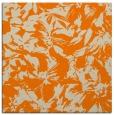 rug #961965 | square orange natural rug