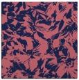rug #962061   square blue-violet rug