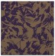 rug #962205 | square purple popular rug
