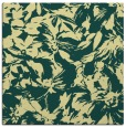 rug #962289 | square yellow natural rug