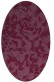 rug #962559 | oval popular rug