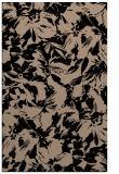 rug #962697    black natural rug