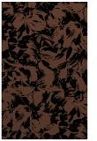 rug #962701 |  brown popular rug