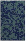 rug #962725 |  blue natural rug