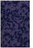 rug #962773    blue-violet natural rug