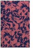 rug #962781 |  blue-violet natural rug