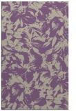 rug #962869 |  purple popular rug