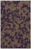 rug #962925 |  purple natural rug