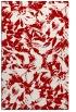 rug #962933 |  red rug