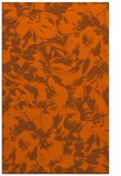rug #962957 |  red-orange natural rug