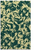 rug #963009 |  yellow natural rug