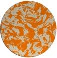 rug #963045 | round beige natural rug