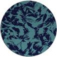 rug #963080 | round natural rug
