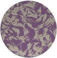 rug #963229 | round beige natural rug