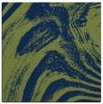 rug #963809 | square blue stripes rug
