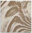 rug #963917 | square mid-brown natural rug