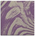 rug #963949 | square purple abstract rug