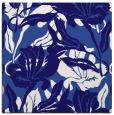 rug #96405   square blue-violet natural rug