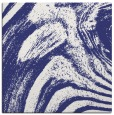 rug #964053 | square blue abstract rug