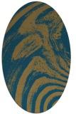 rug #964156   oval natural rug