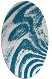 rug #964247 | oval popular rug