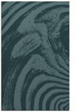 rug #964561 |  blue-green stripes rug