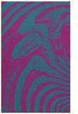 rug #964569 |  pink abstract rug