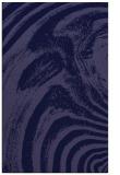 rug #964573 |  blue-violet abstract rug