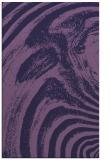 rug #964585 |  purple stripes rug