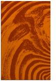rug #964749 |  red-orange stripes rug