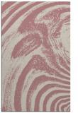 rug #964833    pink stripes rug