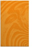 rug #964837 |  light-orange abstract rug