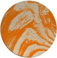 rug #964845   round beige natural rug