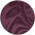 rug #965008 | round abstract rug
