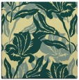 rug #96505 | square yellow natural rug