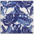 rug #96581 | square blue natural rug