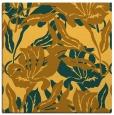 rug #96605 | square yellow natural rug