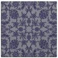 rug #969257   square blue-violet damask rug