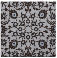 rug #969277 | square blue-violet rug