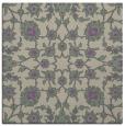 rug #969349 | square purple damask rug