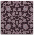 rug #969409 | square purple natural rug