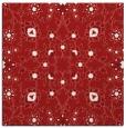 rug #969421 | square red natural rug